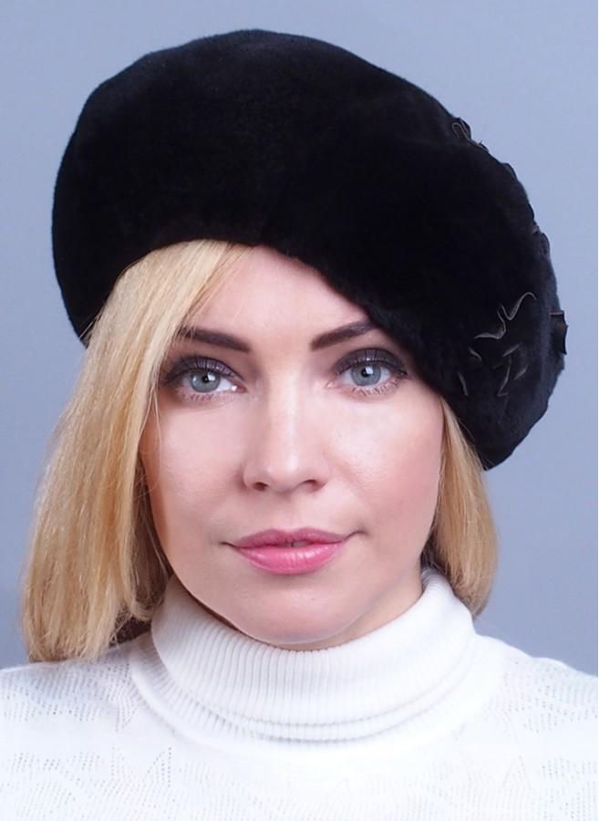 Берет Роза